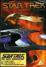 The Collectors Edition issue 4 DVD cover