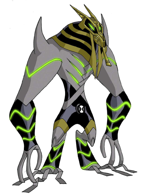 Ben 10 ultimate alien ultimate benwolf