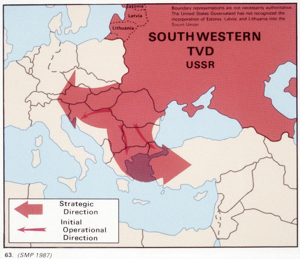 World War Iii Map