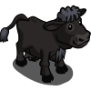 Welsh Black Cow-icon