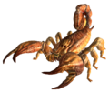 Bark scorpion FNV