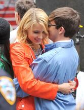 Dianna and Kevin