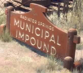 Radiator springs municipal impound.png