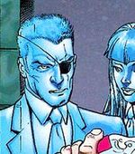 Nicholas Fury (Earth-523004) from What If Magneto Had Formed the X-Men With Professor X? Vol 1 1