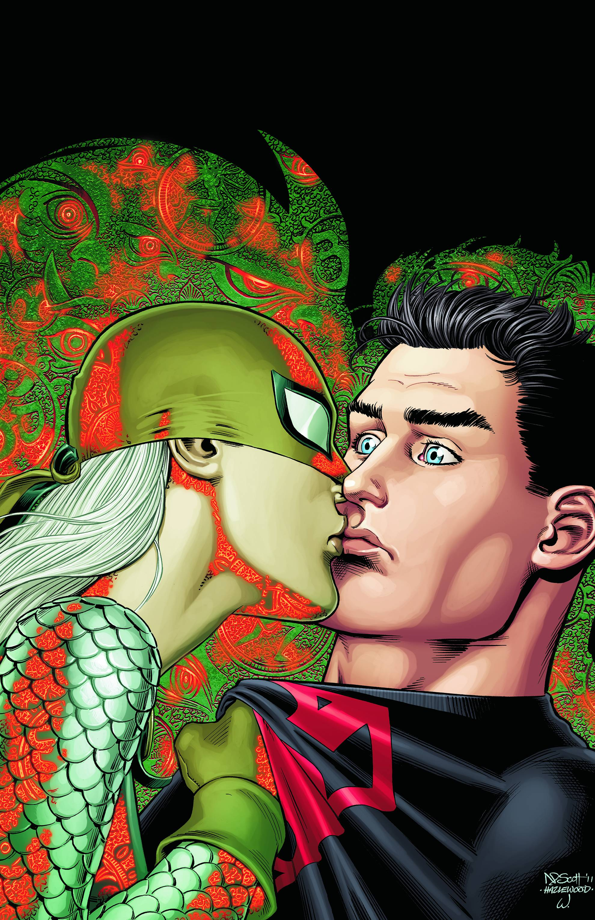 Teen Titans Vol 3 95 Textless Why is the erotic romance/erotica genre special? Well because it deals with ...