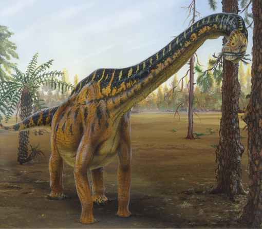 Los braquiosaurios