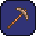 Copper Pickaxe crafting