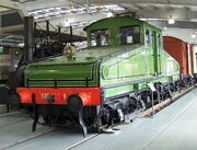 NorthEasternRailwayNo1-Locomotion-Shildon-April2008