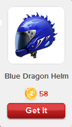 RV Blue Dragon Helm
