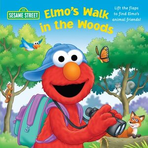 Elmos walk in the woods