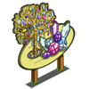 Giant Jewel Tree Mastery Sign-icon