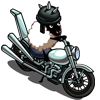 Motorcycle Sheep-icon