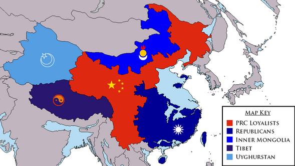 美国绘2049中国地图_美国绘2049中国地图_美国绘2049中国地图_地图