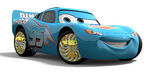 Lightning mcqueen bling bling cars