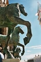 San Marco horses
