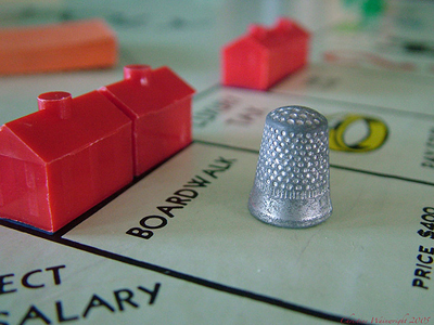 Hotels in Monopoly