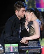 Robert and Kristen - New Moon