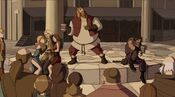 Volstagg Lies To Crowd TTA