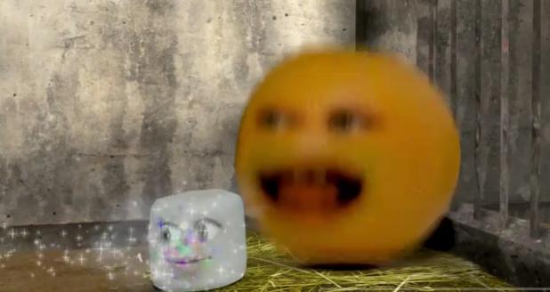 Annoying Orange: Sneezing Marshmallow - Annoying Orange ...