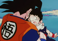 Gohan out cold de