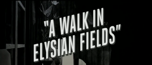 A Walk in Elysian Fields