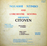 Nguashi Ntimbo Cover B