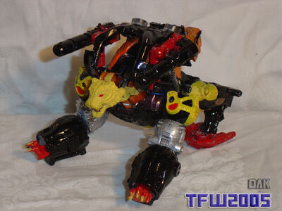 Razorclaw 002