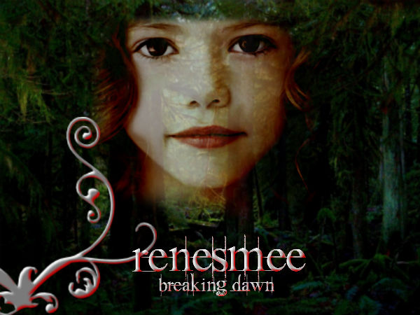 Renesmee wallpaper for teamcullen