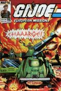 G.I. Joe European Missions Vol 1 15