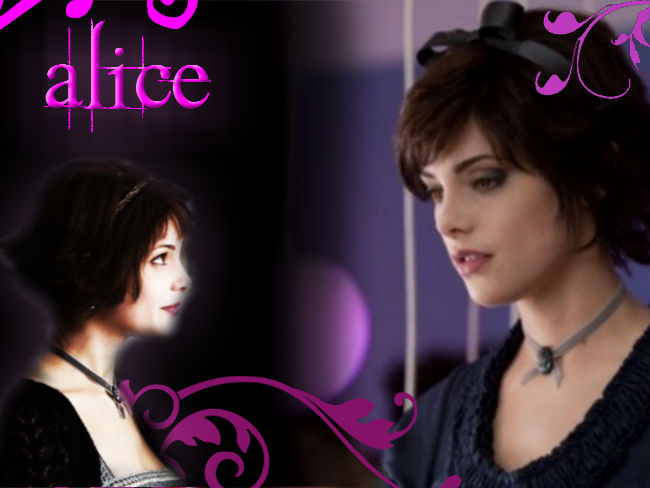 Alice wallpaper for BellsCullen