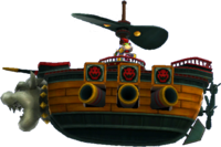 Bowser Jr &#39;s Airship
