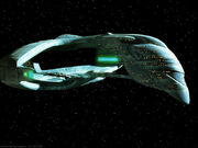 D'deridex class original studio model publicity still