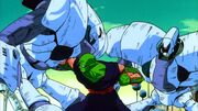 Piccolo Punches Robot (Return Of Cooler)