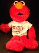 Elmo loves you applause 1993