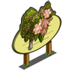 Giant Broom Tree Mastery Sign-icon