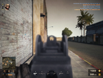 BFP4f UZI iron sight