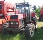 Zetor ZTS 8245 MFWD - 1991