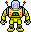 Upgraded Robot Sprite