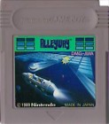 Alleyway Japan cartridge