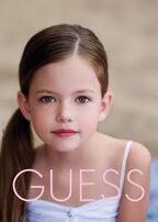 Imagesmackenzie foy ad for GUESS