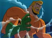 Brave and the bold Aquaman
