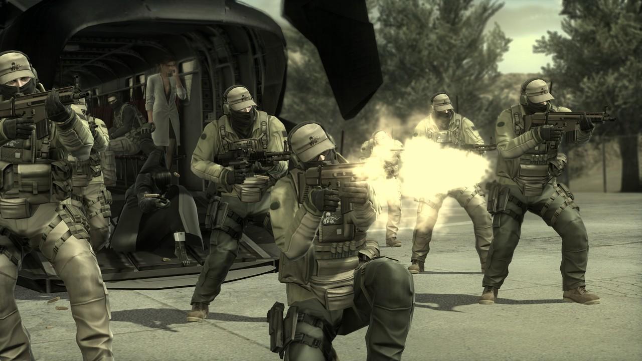 Solid Sun - The Metal Gear Wiki - Metal Gear Solid Rising, Metal Gear