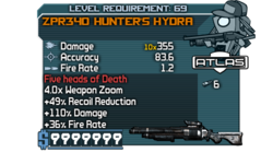 ZPR340 Hunter's Hydra