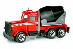 Peterbilt Cement Truck - 5390df