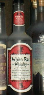 White Rat Whisky