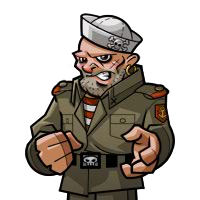 Metal slug Operacion RES. LA Captain_Krunsch_Main