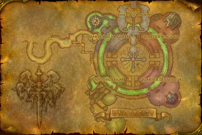 Undercity map