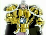 One Piece Don Krieg Diamond Knuckles