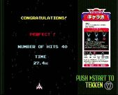 Galaga - Perfect - Tekken 1