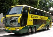 Sydney junior railbuss marcopolo paradiso GVI 1800DD